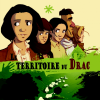 Le Territoire du DRAC © PNRCQ