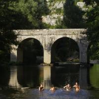 baignade ©Lot Tourisme- P.Soissons
