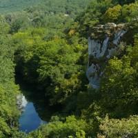 La rivière Ouysse © PNRCQ (Puissauve Renaud)