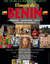 Affiche Bénin 31.05
