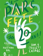 Le Parc fête ses 20 ans !