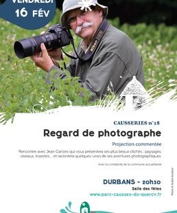 Projection Commentée : Regard de Photographe