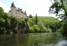 Lacave : Château de la Treyne