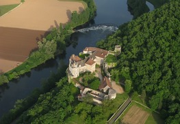Château de Cénevières - Cénevières
