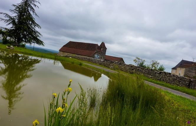 Boucle des Châtaigneraies du Causse 4 - Les Pechs du Vers