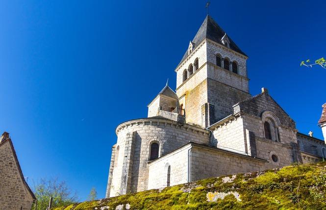 De l'Ermite St Namphaise au Roi Murat 3 - Cœur de Causse