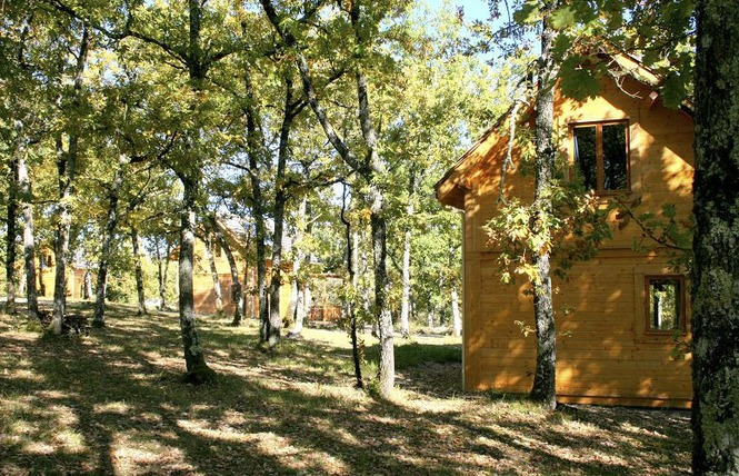 Le Bois de Faral, Ecologites 3 - Le Bastit