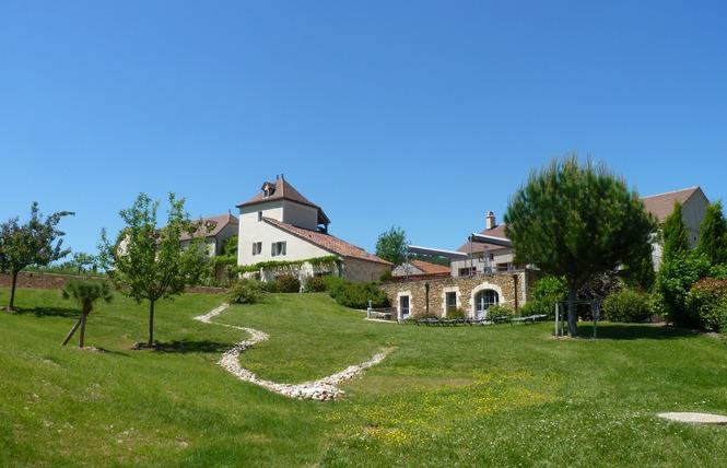 Hôtel Le Saint-Cirq 6 - Tour-de-Faure