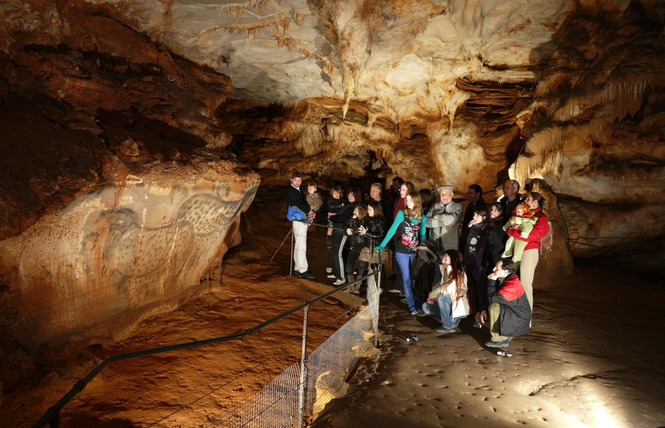 Grotte du Pech-Merle 12 - Cabrerets