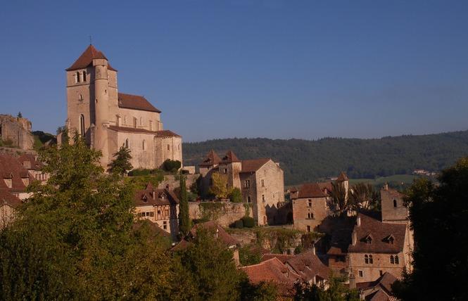Bureau d'information de Saint-Cirq Lapopie - Pech Merle 1 - Saint-Cirq-Lapopie