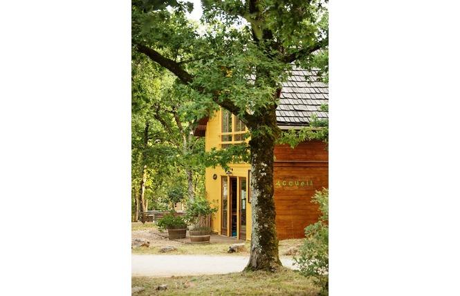 Le Bois de Faral, Ecologites 4 - Le Bastit