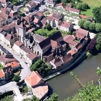 l'abbaye de Marcilhac-sur-Célé © P.Andlauer - PNRCQ