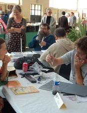 Festival de la bande dessinée Cajarc