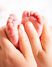 Massage bien-être bébé