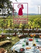 Pique-nique chez le Vigneron Indépendant 2021