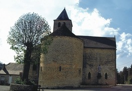 Vaillac : Eglise Saint Julien