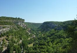 Rocamadour - Canyon de l'Alzou
