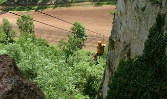 Kalapca Loisirs - Escalade et parcours falaises - Bouziès