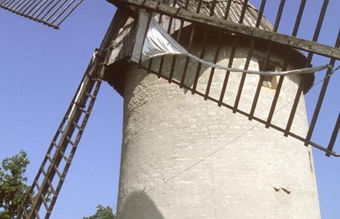 Moulin à vent de la Bosse 3 - Promilhanes