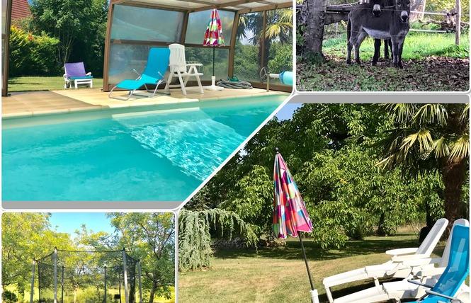 Gîte du Vigneron au Pays de Padirac 5 - Mayrinhac-Lentour