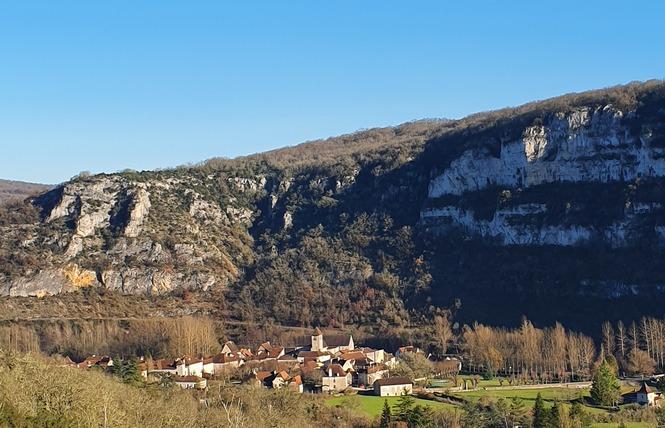 Circuit ENS Les Caselles de Marcilhac 9 - Marcilhac-sur-Célé