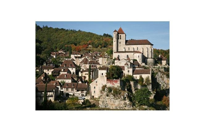 Boucle itinérante - Panorama sur Saint Cirq Lapopie et le Géoparc des Causses du Quercy 2 - Lalbenque
