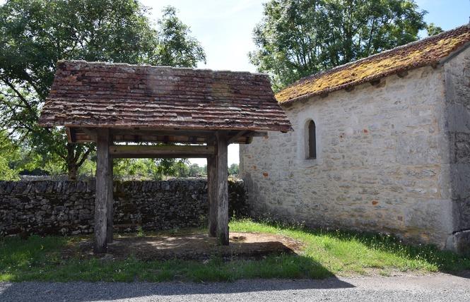 A Travers les Croix du Quercy 5 - Reilhac