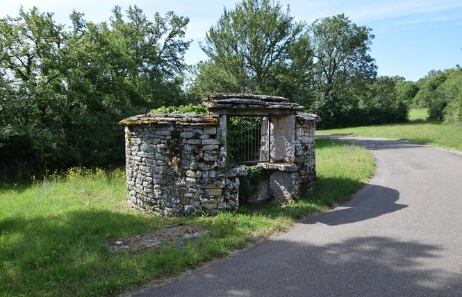 A Travers les Croix du Quercy 8 - Reilhac