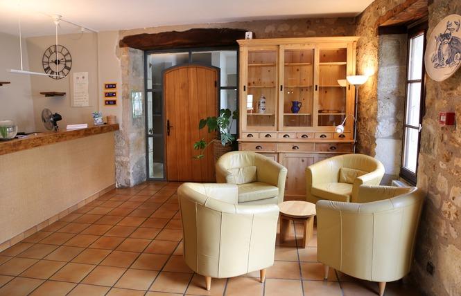 Hôtel Restaurant La Garissade 4 - Cœur de Causse
