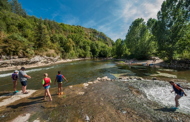 Boucle itinérante - Entre causses et vallées, les 100 km du Quercy 2 - Orniac