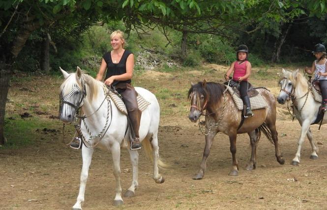 Ferme Equestre Chez Valdine 1 - Calvignac