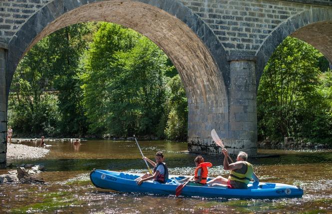 Boucle itinérante - Entre causses et vallées, les 100 km du Quercy 3 - Orniac
