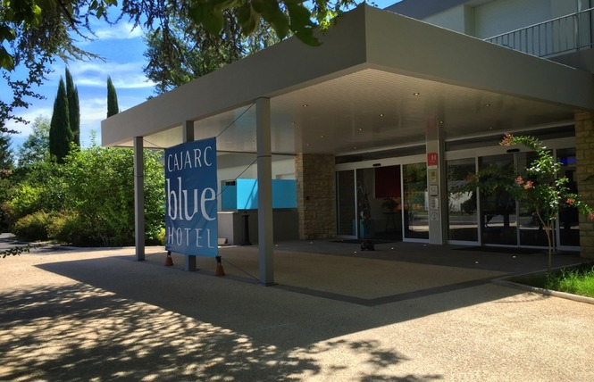 Restaurant Cajarc Blue Hôtel 8 - Cajarc