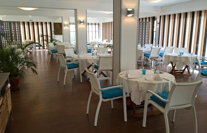 Restaurant Cajarc Blue Hôtel 3 - Cajarc