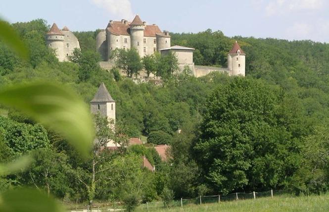 La Ronde Autour du Château 1 - Cœur de Causse