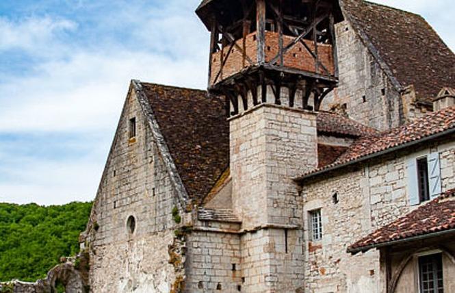 Boucle itinérante - Entre causses et vallées, les 100 km du Quercy 5 - Orniac
