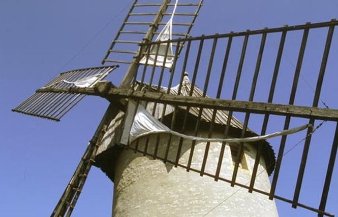 Moulin à vent de la Bosse 1 - Promilhanes