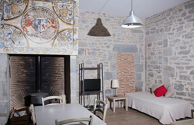 Gîte Communal 2 Personnes 1 - Espagnac-Sainte-Eulalie