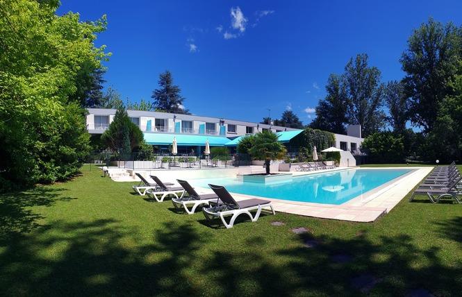 Cajarc Blue Hotel & Spa 1 - Cajarc