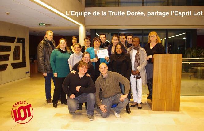 Hôtel Restaurant Spa La Truite Dorée 20 - Saint Géry-Vers