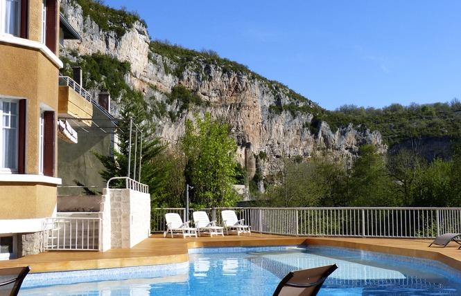 Hôtel Restaurant des Grottes 6 - Cabrerets