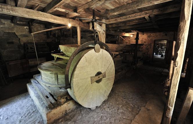 Moulin à Eau de Cougnaguet 14 - Calès