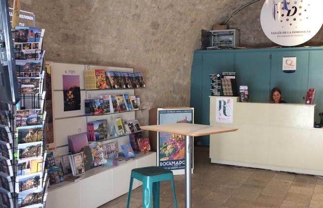 Office de Tourisme Vallée de la Dordogne - Bureau d'accueil de Rocamadour La Cité 2 - Rocamadour