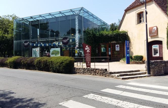 Office de Tourisme Vallée de la Dordogne - Bureau d'accueil de Rocamadour l'Hospitalet 1 - Rocamadour