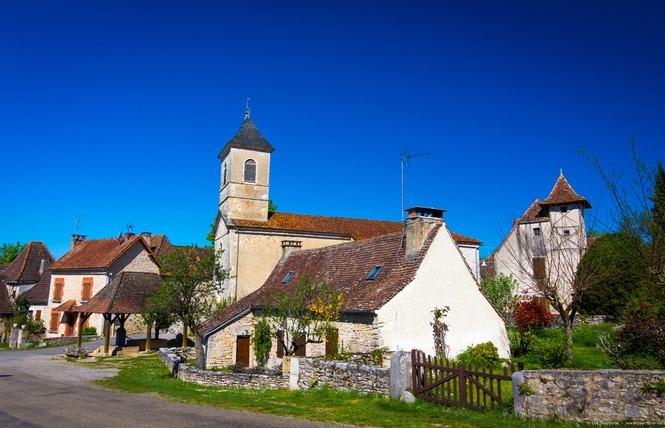De l'Ermite St Namphaise au Roi Murat 5 - Cœur de Causse