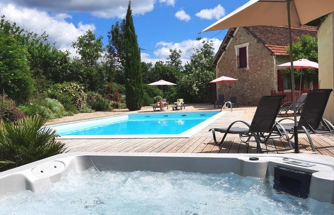 Hôtel Restaurant Spa La Truite Dorée 1 - Saint Géry-Vers